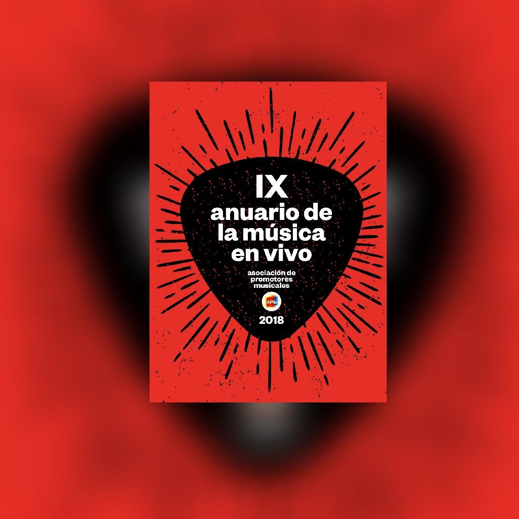 Se ve imagen IX Anuario de la musica en vivo