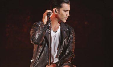 Se ve imagen de Alejandro Fernandez concierto Granada Rompiendo Fronteras