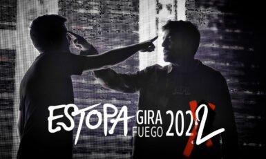 Estopa Gira Fuego 2022