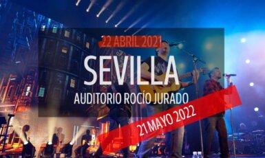 Concierto Estopa Sevilla 2022