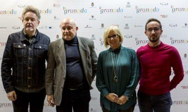 Se ve imagen de la Presentacion Granada Experience 2018