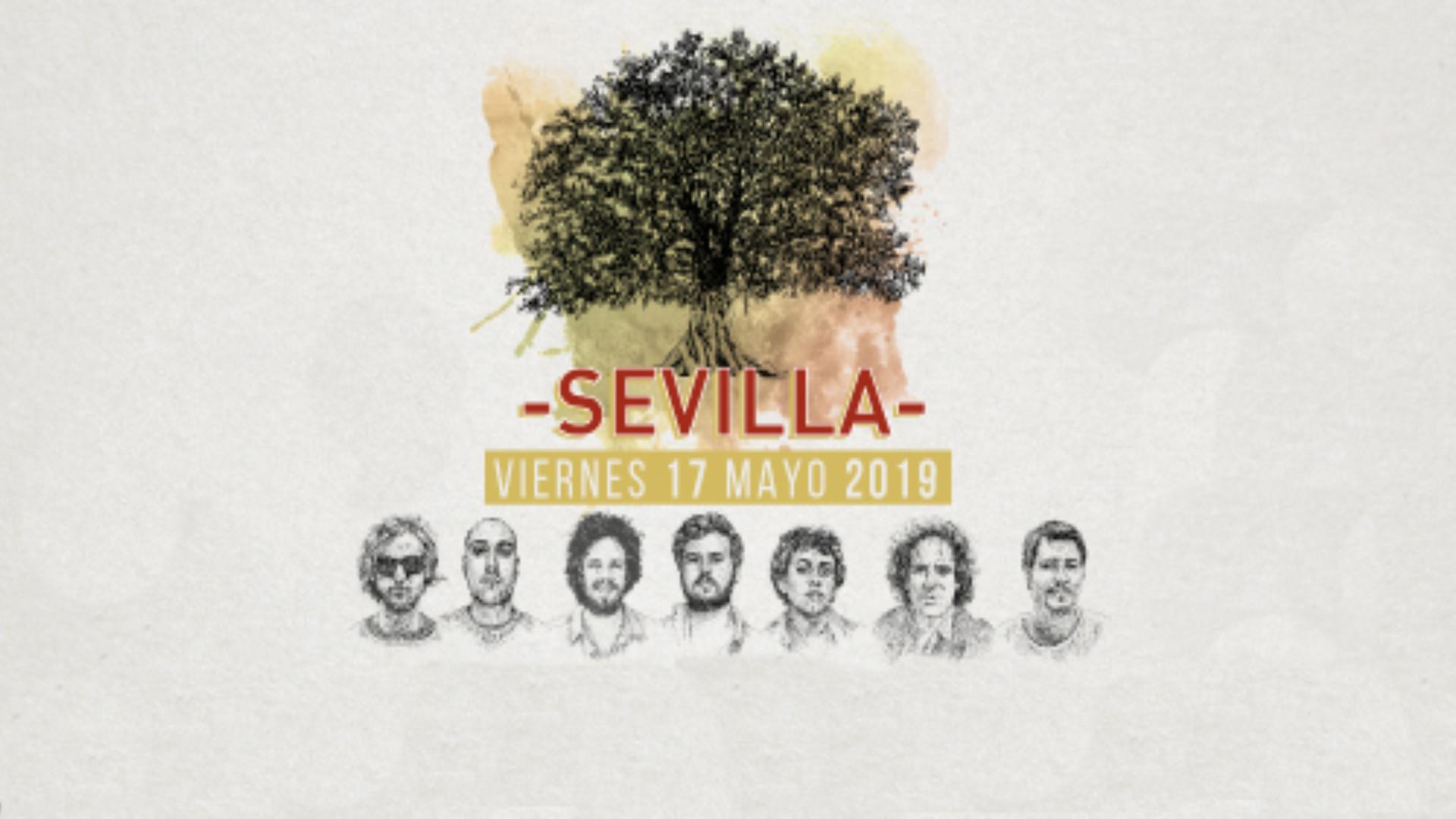 Taburete Sevilla.Concierto Taburete Sevilla Proexa