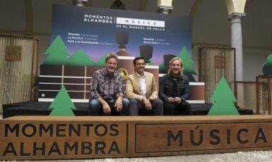 Se ve imagen de Presentación Conciertos Especiales en Auditorio Manuel de Falla